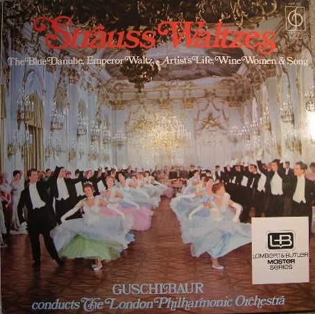 GUSCHLBAUR - STRAUSS WALTZES