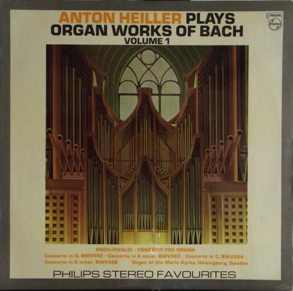 Bach - Vivaldi - Anton Heiller - Organ Works of Bach
