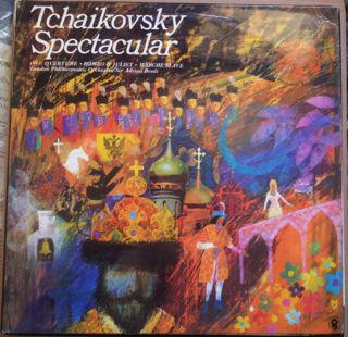 Tchaikovsky - Boult - LSO - Festival Overture 1812 Marche Slave Fantasy Ov.