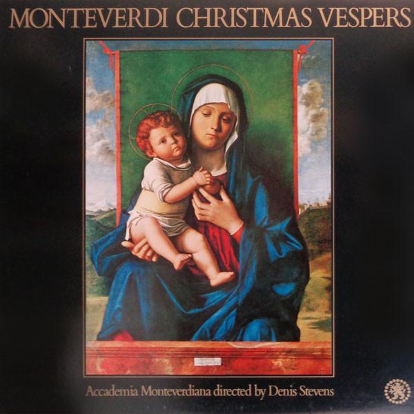 MONTEVERDI, Claudio - CHRISTMAS VESPERS