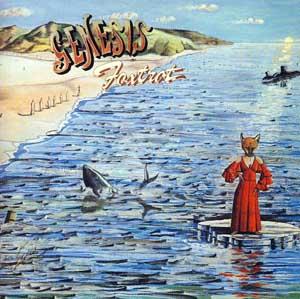 Genesis - Foxtrot (sacd +dvda)