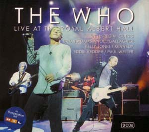 Who, The - Live At The Royal Albert Hall (SACD)