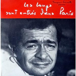 Serge Reggiani - Les Loups Sont Entr?s Dans Paris