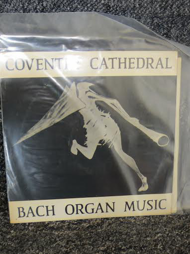 Bach / David Lepine - The Organ In Coventry Cathedral