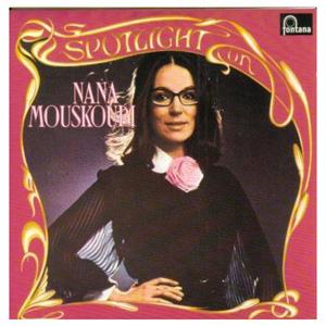 Nana Mouskouri - Spotlight On EP