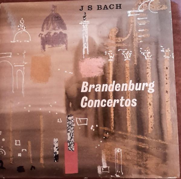 Bach / NY Sinfonietta / Max Goberman - Brandenburg Concertos