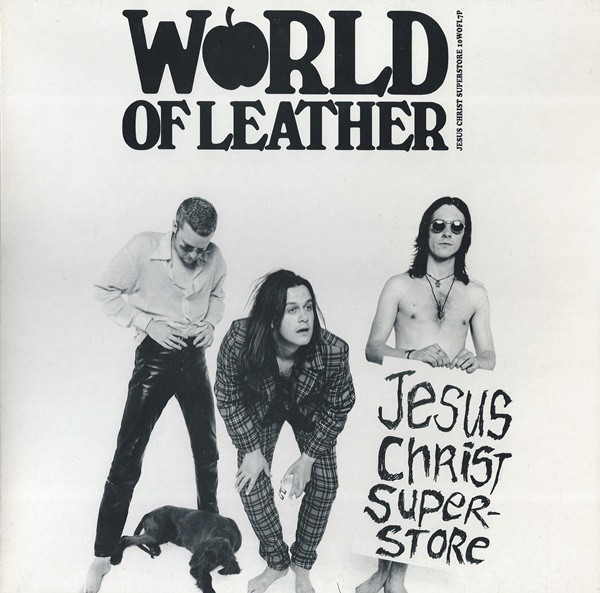World Of Leather - Jesus Christ Superstore