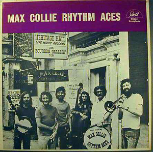 Max Collie Rhythm Aces - On Tour In The U.S.A.