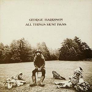 George Harrison - All Things Must Pass (3-LP UK Box)