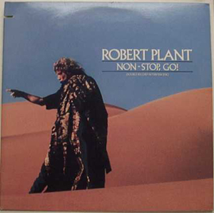 Robert Plant - Non-stop, Go! (double-record Interview Disc)