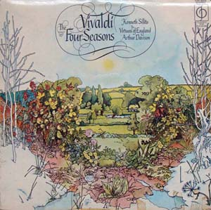 Vivaldi - Arthur Davison / Kenneth Sillito - The Four Seasons