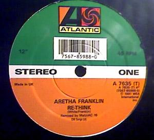 Aretha Franklin - Re-Think