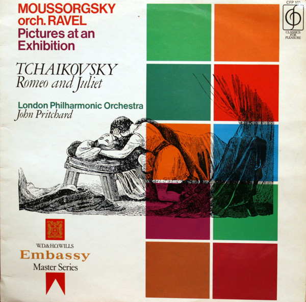 Moussorgsky, Tchaikovsky - Pictures At An Exhibition  Romeo And Juliet