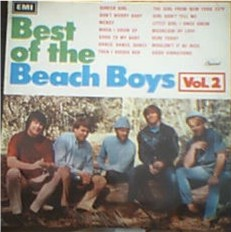Beach Boys, the - Best Of The Beach Boys Vol 2 Mono