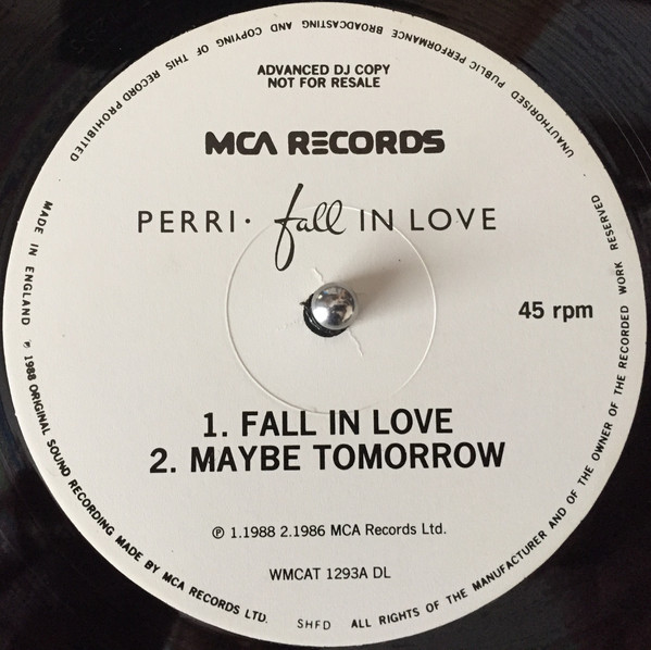 Perri - Fall In Love