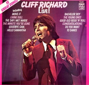 Cliff Richard - Live!