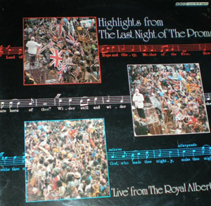 BBC Symphony Orchestra - Highlights From The Last Night Of The Proms 1974