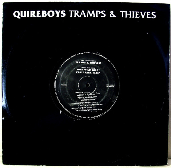 Quireboys - Tramps & Thieves