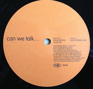 CR - Can We Talk?