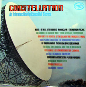 Various - Constellation- An Introduction To Essential Stereo