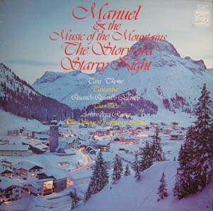 Manuel And His Music Of The Mountains - The Story Of A Starry Night