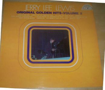 JERRY LEE Lewis - ORIGINAL GOLDEN HITS VOLUME 2