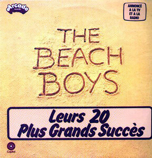 Beach Boys - Leurs 20 Plus Grands Succes