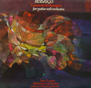 Joaquin Rodrigo, Sylvius Leopold Weiss - Concierto De Aranjuez For Guitar And Orchestra