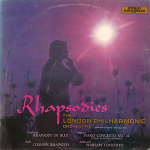 London Philharmonic Orchestra, The - Rhapsodies