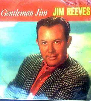 Jim Reeves - Gentleman Jim Album