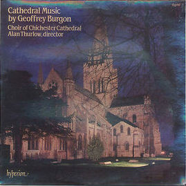 Geoffrey Burgon - Cathedral Music