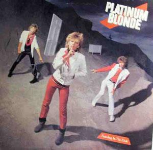 Platinum Blonde - Standing In The Dark