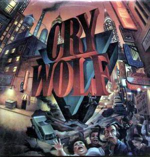 Cry Wolf - Crunch