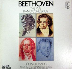 Beethoven - The Five Piano Concertos