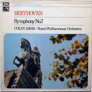 Beethoven ? Colin Davis   - R Phil Orch. - Symphony No. 7 In A, Op. 92