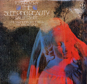Tchaikovsky - Philharmonia Orch. - George Weldon - The Sleeping Beauty, Op. 66 -Suite From the Balle