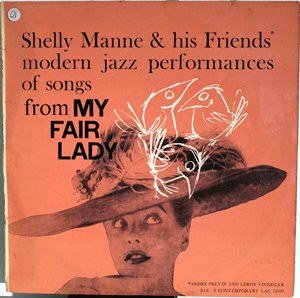 Shelly Manne & His Friends - Modern Jazz Performances Of My Fair Lady