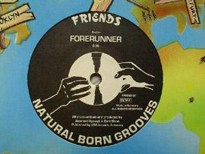 Natural Born Grooves - Forerunner