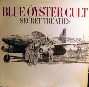 Blue Öyster Cult - Secret Treaties CD