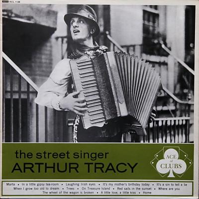 ARTHUR TRACY - STREET SINGER