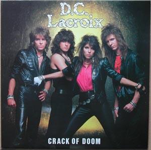 D.C. Lacroix - Crack Of Doom