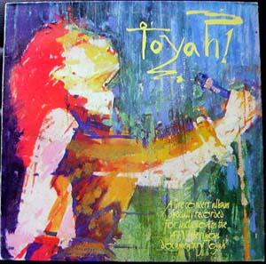 Toyah - Toyah! Toyah! Toyah!