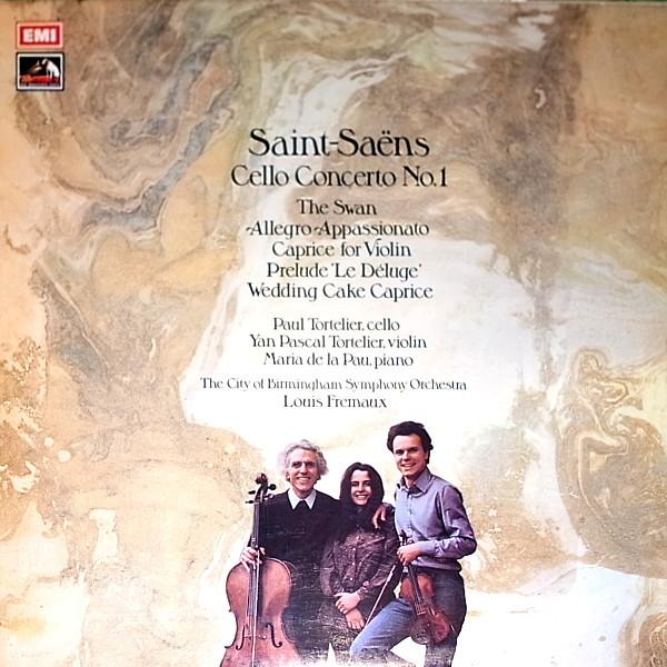 Camile Saint-Saens -  Birmingham Symp. Orch. - Concerto No. 1