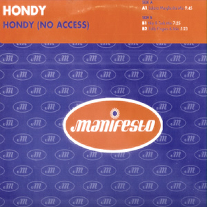 HONDY - HONDY (NO ACCESS)