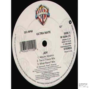 ULTRA NATE - JOY