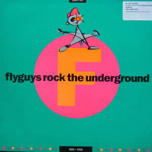 VARIOUS ARTISTS - FLYGUYS ROCK THE UNDERGROUND