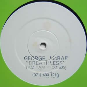 GEORGE McCRAE - BREATHLESS