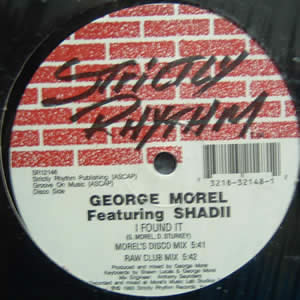 GEORGE MOREL - I FOUND IT