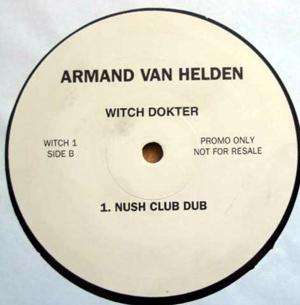 Witch Dokter - ARMAND VAN HELDEN
