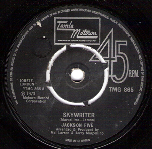 Jackson Five - Skywriter